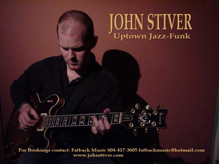 John Stiver Quartet